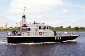 Photo of HMS EXPRESS ship