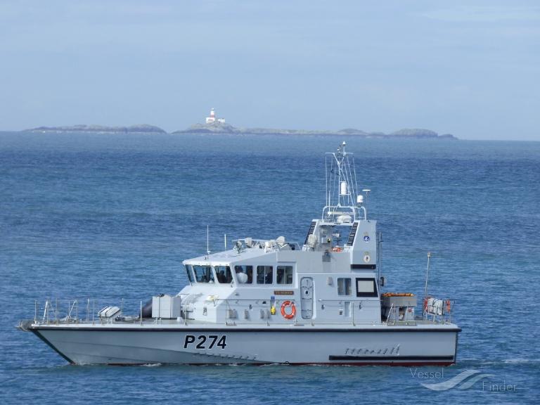 HMS TRACKER photo