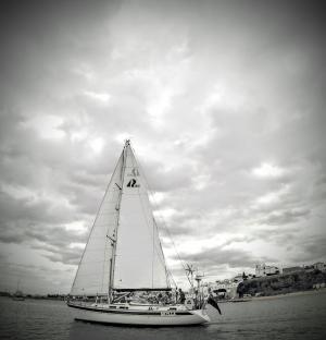 Photo of SKYLLA ship
