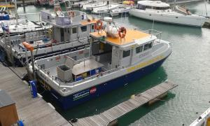 Photo of SEABREEZE3-DIVING ship