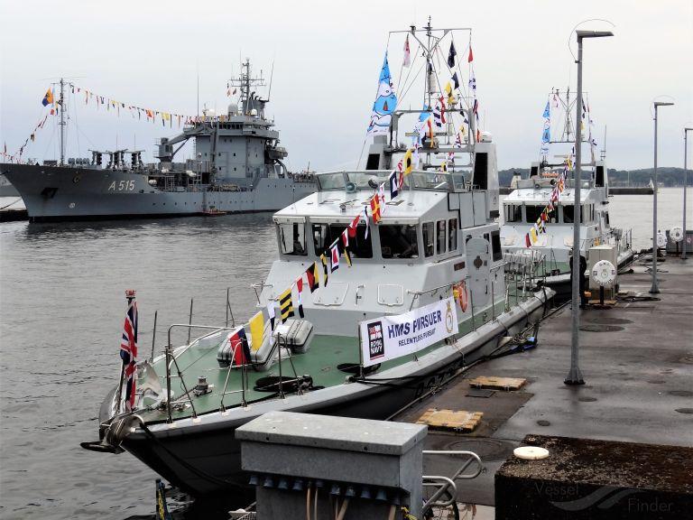 HMS PURSUER photo