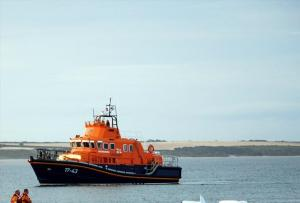Photo of RNLI LIFEBOAT 17-43 ship