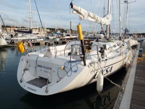 Photo of UKSA FALCON ship