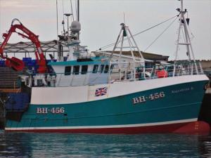 Photo of AQUARIUS II BH456 ship