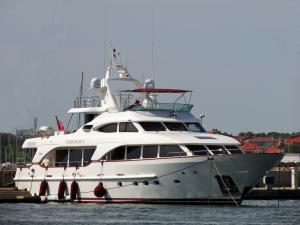 Photo of M/Y ORION ship