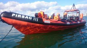 Photo of PIRSAC 3 ship