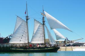 Photo of SCHOONER PICKLE ship