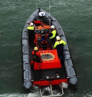 Photo of HAMBLE LIFEBOAT ship
