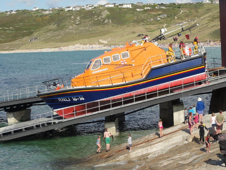 RNLI LIFEBOAT 16-14 photo