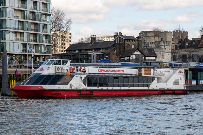 MILLENNIUM OF LONDON photo