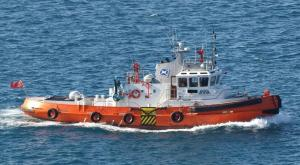 Photo of ANNA FIRE TUG ship