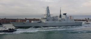 Photo of HMS DUNCAN ship