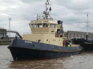 Photo of ROOKE ship