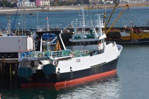 Photo of UDRA ship