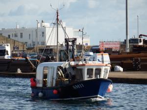 Photo of LIBBY LOU  SM11 ship