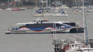 Photo of CYCLONE CLIPPER ship