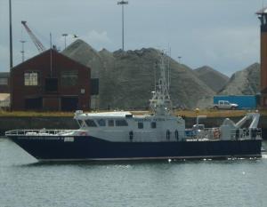 Photo of N E GUARDIAN III ship