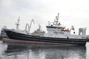 Photo of QUANTUS PD379 ship