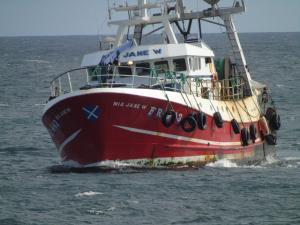 снимка на кораб FV MIA JANE W