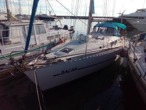 Photo of BACAN ship