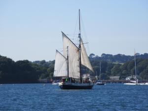 Photo of TECTONA ship
