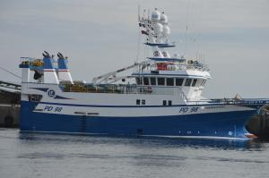 Photo of HARVESTER_PD98 ship