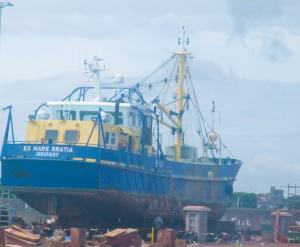 Photo of EX MARE GRATIA ship