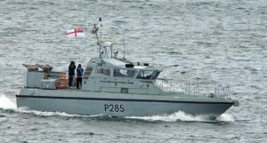 Photo of RN HMS SABRE P285 ship