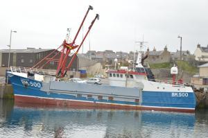 Photo of GLENDEVERON BM500 ship