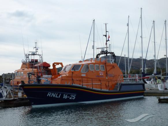 RNLI LIFEBOAT 16-25 photo