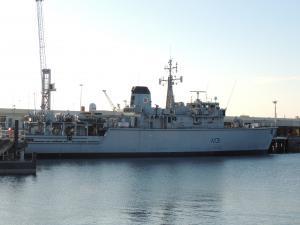 Photo of M31 ship