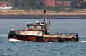 Photo of WB43 ship