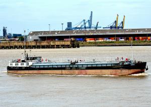 Photo of PURGO ship