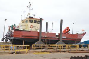 Photo of GRACE LAMONT ship