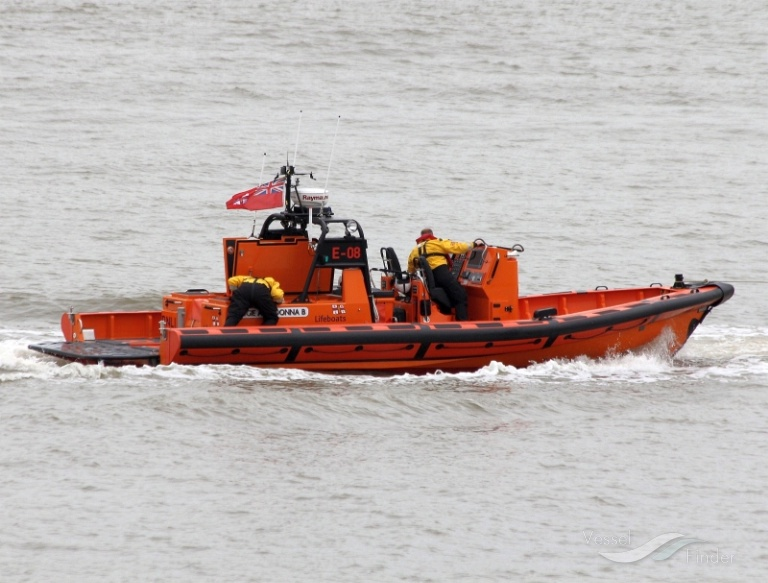 RNLI LIFEBOAT E-08 photo