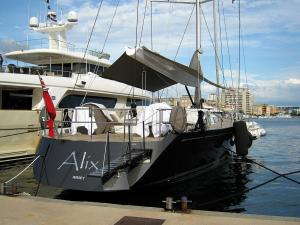 Photo of ALIX ship
