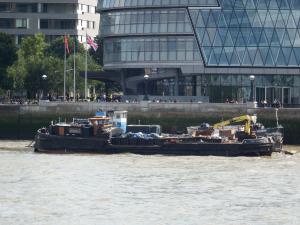 Photo of TIDY THAMES ship