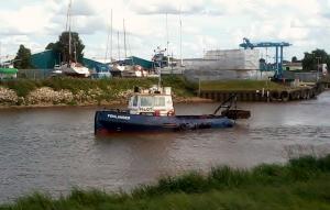 Photo of FENLANDER ship