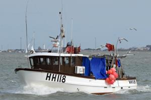 Photo of YVONNE ANNE HH118 ship