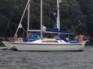 Photo of BLUE MAGIC ship