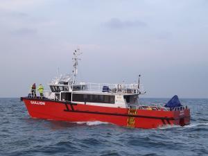Photo of GAILLION ship