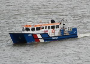 Photo of THAMES GUARDIAN ship