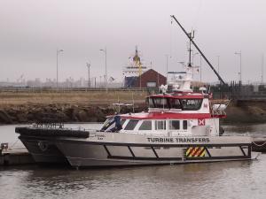 Photo of KINMEL BAY ship