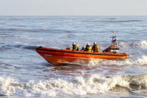 Photo of RNLI LIFEBOAT B-858 ship