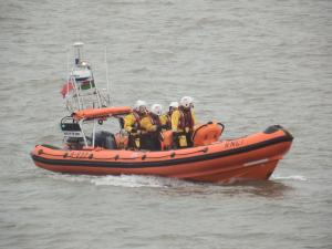 Photo of RNLI LIFEBOAT B-832 ship