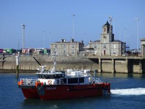 Photo of CALLAN ship