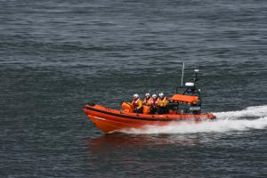 Photo of RNLI LIFEBOAT B-813 ship