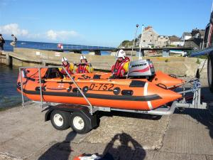 Photo of RNLI LIFEBOAT D-752 ship