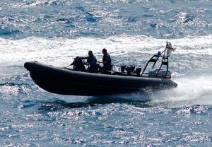 Photo of ROYAL NAVY RHIB(21) ship