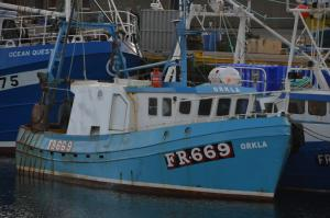 Photo of ORKLA FR669 ship
